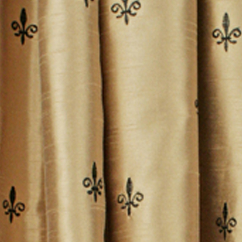 Extra Long Shower Curtain Rod Fleur De Lis Wallpaper